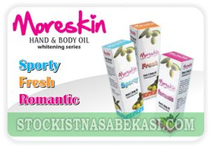 moreskin hand body oil