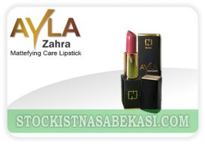 ayla zahra lipstick mattefying care nasa